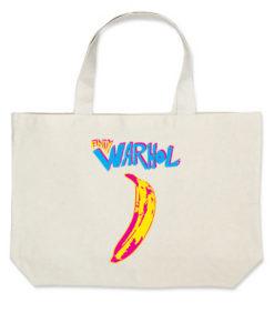 warehol banana sareno torba